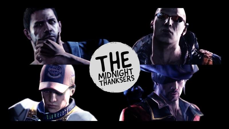 RE6 The Midnight Thanksers - RETURN FIRE! LYRICS (Chris, Leon, Jake, Piers)