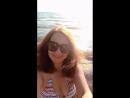 Весточка из прошедшего лета (Моя супруга. г. СБ. Фин.залив).