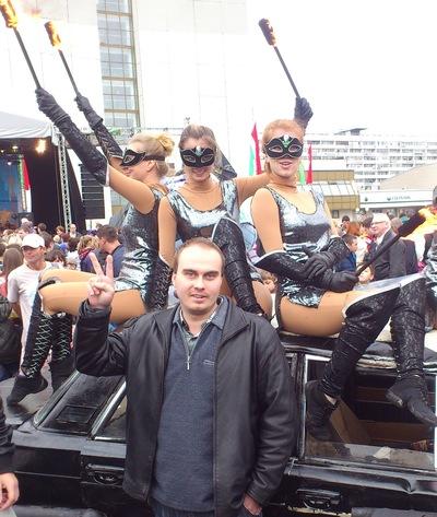 Владимир Ступаков, 31 декабря , Москва, id1937466