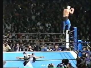 Tiger Mask vs. Black Tiger (1983 2.7)
