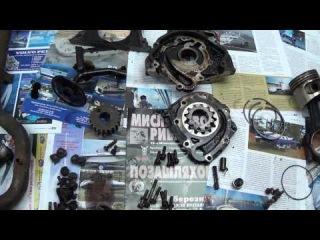 Теория ДВС: Блок ВАЗ-21081 обзор + износ поршневой