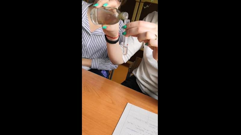 Двойной гидролиз солей (карбонат калия хлорид алюминия)