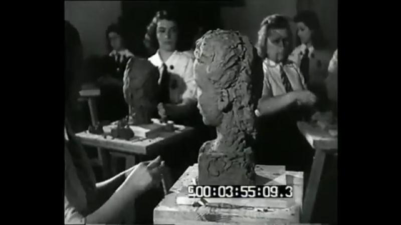 'Roma - Foro Mussolini - Le finali nazionali dei Ludi Juveniles della cultura e