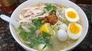 Chicken rice porridge English-Khmer food