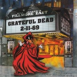 Grateful Dead альбом Fillmore East, 2/11/69