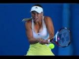 2014 ISTANBUL CUP Karin Knapp vs Caroline Wozniacki HD