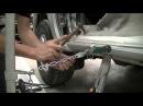 Sprex Japan - Reparo da caixa da soleira com mini-cyborg Toyota Hi-Lux