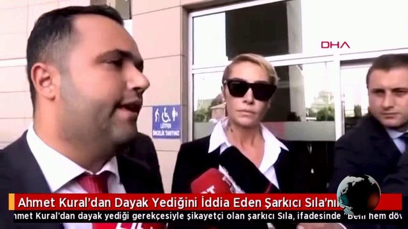 Ahmet Kural'dan Dayak Yediğini İddia Eden Şarkıcı Sıla'nın İfadesi Ortaya Çıktı: Ölümle Tehdit Etti.