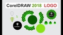 How to Create CorelDRAW 2019 Logo in Corel Draw 2019 tutorial by, Amjad Graphics