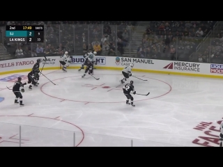 San Jose Sharks vs Los Angeles Kings – Oct.05, 2018