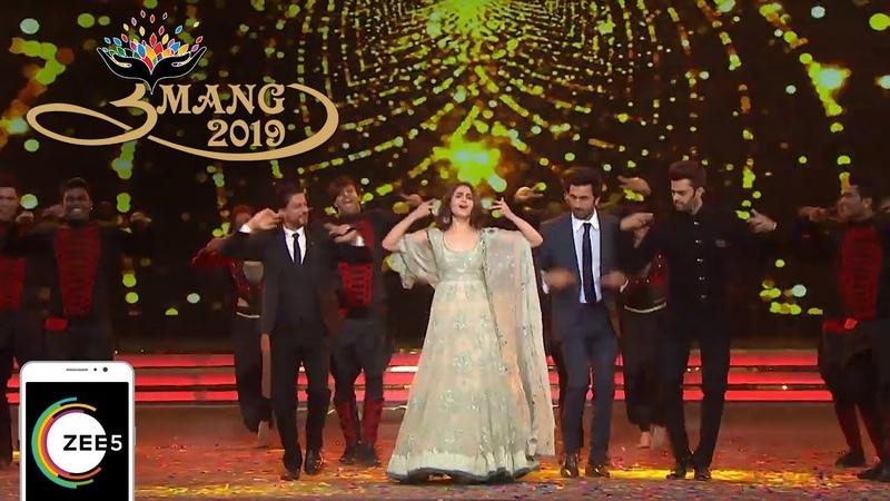 Shahrukh Khan, Alia Bhatt Ranbir Kapoor Performs On Radha | Umang 2019 | Streaming Now On ZEE5