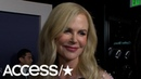 Nicole Kidman Says Her Whole Family 'Loved Up' Keith Urban For His Birthday | Access