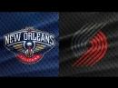 West / Round 1 / Game 2 / 17.04.2018 / NO Pelicans @ POR Trail Blazers