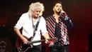 Queen Adam Lambert - Somebody to Love (partial), SSE Arena Wembley