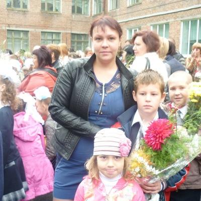 Вероника Елизарова, 7 апреля 1996, Красноярск, id60051326