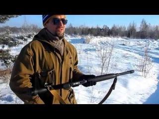 Ружьё МР-133, МР-153, тюнинг в  Бенелли М4. Часть 3. Зима 2014