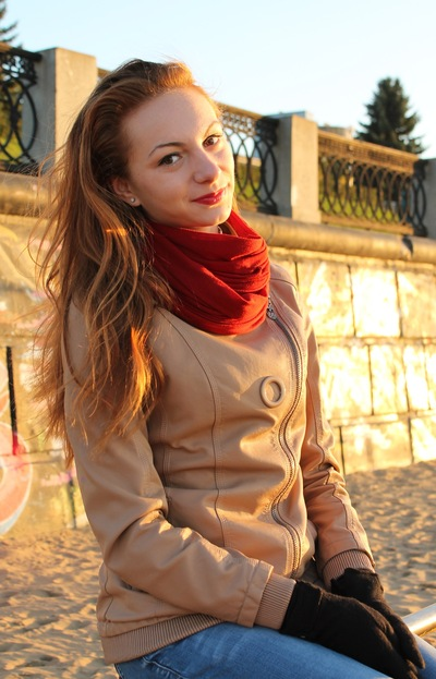 Яна Аликберова, 25 декабря 1994, Самара, id56060772