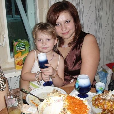 Ольга Зыбина, 20 мая 1987, Тольятти, id72250615