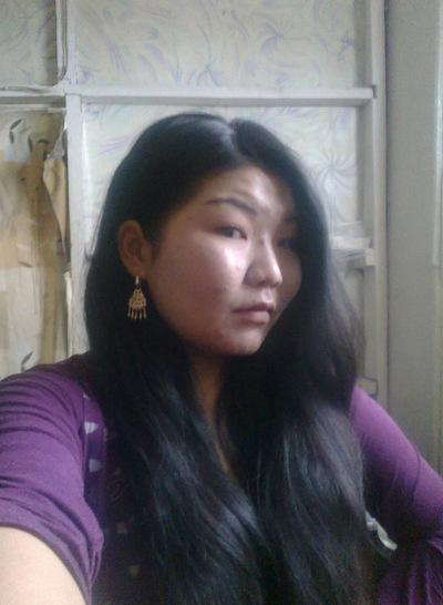 Лина Гуляева, 3 февраля 1991, Якутск, id208031111