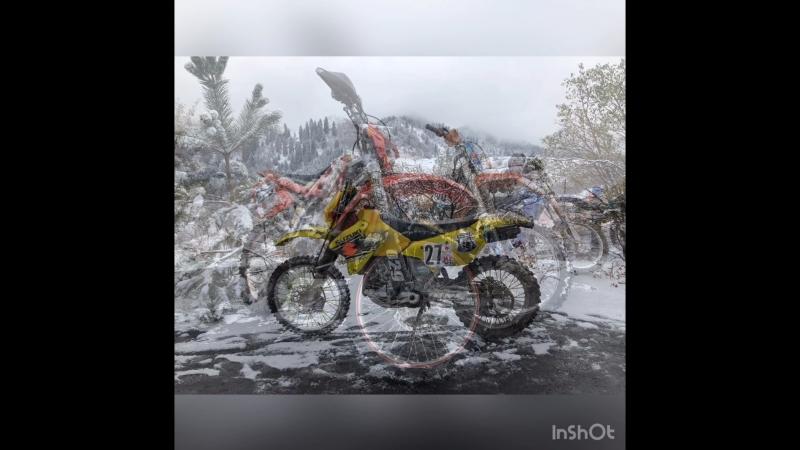 Enduro Almaty Mountain Cup 2018