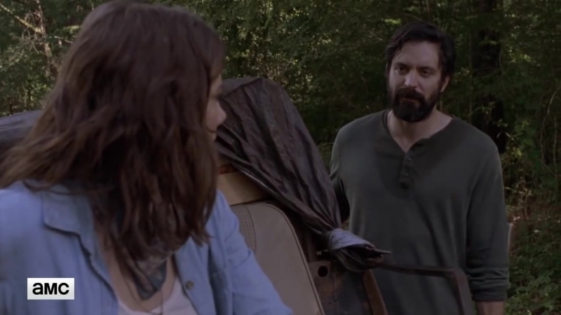 'My Name is Mud You Are the Widow' Sneak Peek Ep 903 The Walking Dead