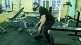 Тренировка для мышц спины в training mask 3.0