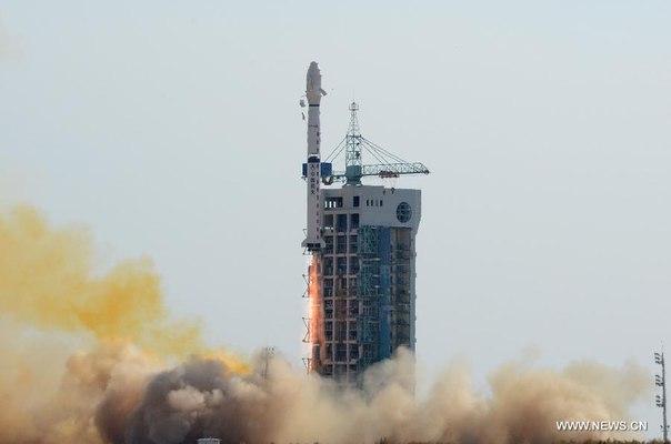 запуск спутника Шицзянь-16 (Shijian-16)