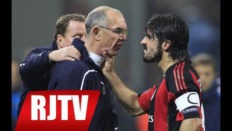 Gennaro Gattuso ● Best Fight Moments ● RJTV