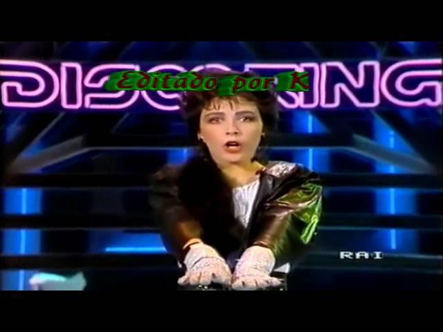 Topo Roby-Under the Ice (Video live RAI Discoring 1984 ExK) (Audio Ing. Sub. Esp./Ing.).HD
