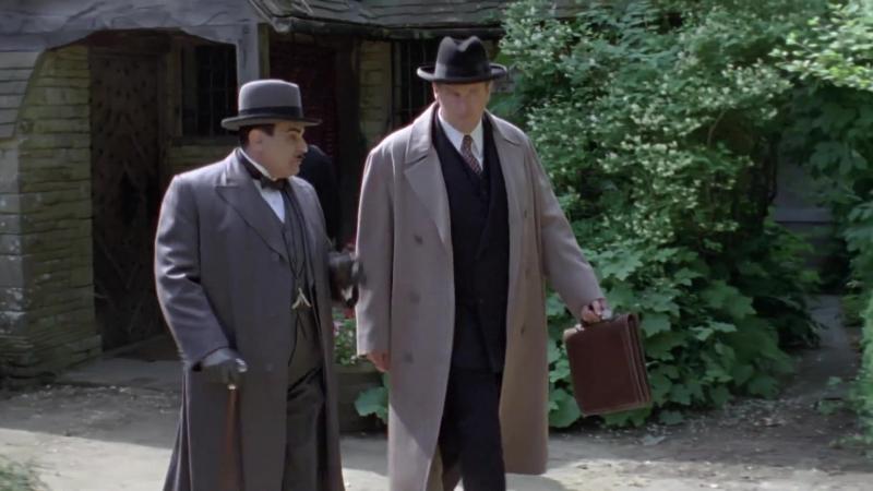 «Пуаро: После похорон» (2001) - детектив, реж. Морис Филлипс