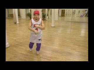 Брейк-данс: обучение топроку (break dance)