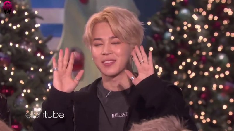 BTS on the Ellen show [рус.суб]