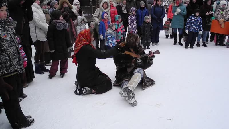 Зверь заморский Урсус Святки 2019