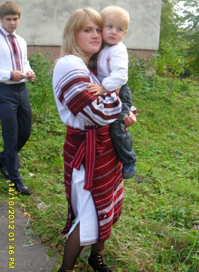 Маряна Рибак, 15 августа 1993, Львов, id145788589