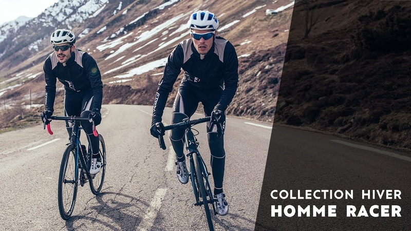 B'TWIN COLLECTION HIVER HOMME RACER