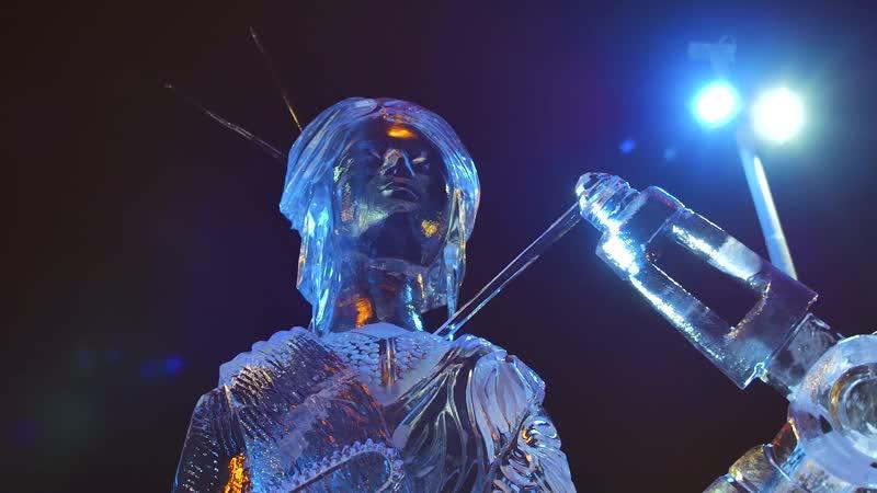 VI Открытый конкурс «Кубок России по снежной и ледовой скульптуре «Зимний вернисаж»