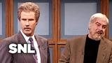 Celebrity Jeopardy! Robin Williams, Catherine Zeta-Jones &amp Sean Connery - SNL