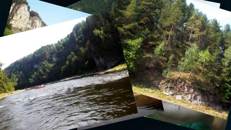 Сплав по реке Юрюзань с турфирмой Зенит-Тур