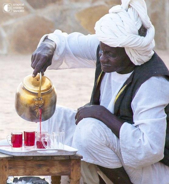 Каркаде чай египет