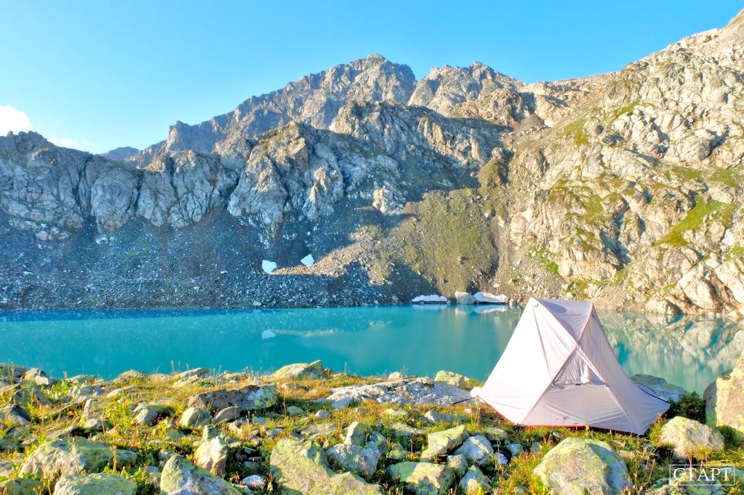 Золотая Осень на Софийских озёрах поход