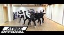 ATEEZ(에이티즈) - '해적왕(Pirate King)' Dance Practice