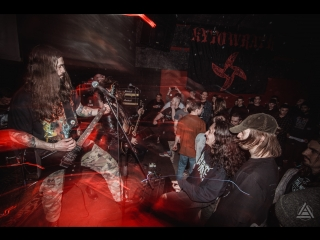 The Occult - Манифест деградации (31/03/18, Москва)