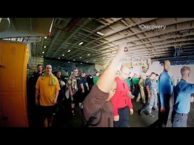 Восстание машин 8 Авианосец 2014 Discovery
