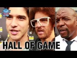 Hall Of Game Terry Crews Tyler Posey &amp LMFAO Interviews
