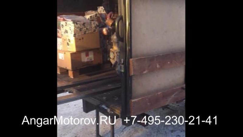 Отправка Двигателя Опель Антара2.4 A24XEсо склада в Москве клиенту в Сургут (engine Opel Antara 2.4 A24XE)