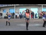 Студия танца BagheeRa 2 место на баттле уличных танцоров Go-Go Hihg heels