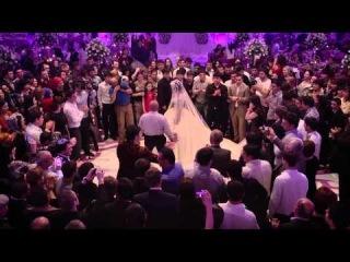 Танец жениха и невесты (аварско-даргинская свадьба)