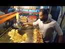 Pakistani food street anda shami burger Saddam Burger point