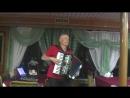 Аккордеонист Николай Донецкий на теплоходе Афанасий Никитин cover Toto Cutugno