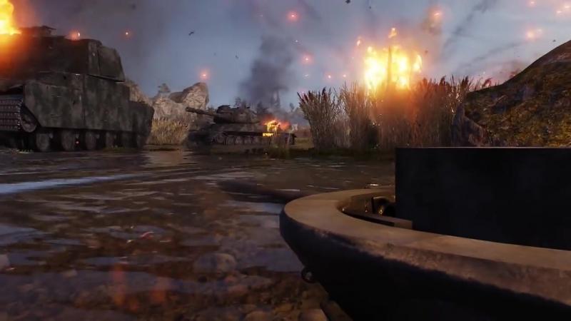 OST World of Tanks 1.0 – Intro Login 2018 (screen)